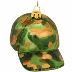 CAMO BALL CAP GLASS