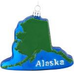 ALASKA STATE ORNAMENT