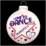 LOVE TO DANCE BALL