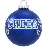 BLUE CHEER BALL GLASS