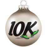 10K RUNNER GLASS BALL