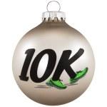 10K RUNNER GLASS BALL