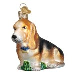 BASSET HOUND OLD WORLD