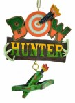 BOW HUNTER WITH DANGLE