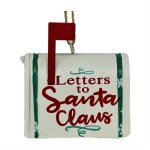 LETTERS TO SANTA MAIL BOX