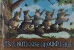NUT HOUSE MAGNET