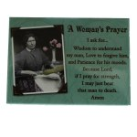 A WOMAN'S PRAYER