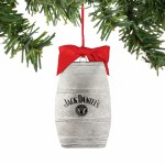 JACK DANIEL'S TIN BARREL