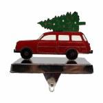 RED CAR W/TREE