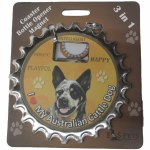 AUSTRILIAN CATTLE DOG MAGNET