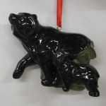 BEAR AND CUB ORNAMENT