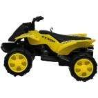 YELLOW ATV