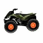 GREEN CAMO ATV