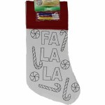COLOR YOUR OWN STOCKING