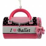 BALLET PINK BAG