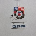 COAST GUARD PLAQUE