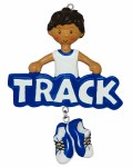 BLUE BOY TRACK WITH DANGLE