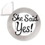SHE SAID YES ENGAGEMENT