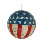PATRIOTIC CHRISTMAS BALL