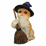 WITCH YELLOW CAT