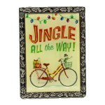 JINGLE ALL THE WAY MAGNET