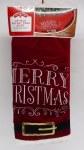 "48"" MERRY CHRISTMAS"" SANTA TREE SKIRT"