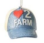 LOVE 2 FARM HAT