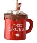 MERRY CHRISTMAS HOT COCOA MUG