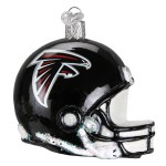 ATLANTIC FALCONS TEAM HELMET GLASS