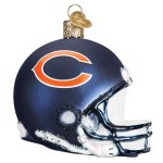 BEARS HELMET GLASS