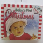 BABY'S 1ST CHRISTMAS CD