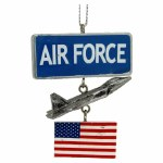 AIR FORCE DANGLE