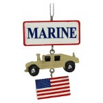 MARINE DANGLE