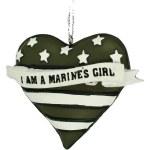 MARINE GIRL HEART