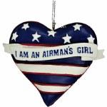 AIRMAN'S GIRL HEART