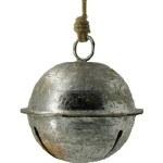 METAL SILVER BELL