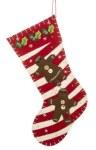 CLOTH STOCKING ORNAMENT