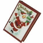 GIFT GUIDE SANTA BOOK BOX