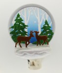 DEER SCENE NIGHT LIGHT