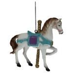CAROUSEL HORSE PINK