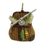 CREEL FISHING BASKET