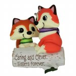 CLEVER SISTERS  FOXES