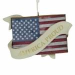 AMERICA PROUD FLAG