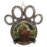 PICTURE FRAME PAWPRINT