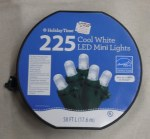 225 COUNT ROLL OF WHITE MINI LIGHTS