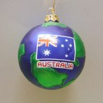 AUSTRALIA GLASS BALL