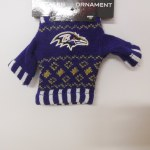 BALTIMORE RAVENS SWEATER
