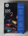 100 CT. MULTI COLORED MINI LIGHTS