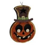 JACK-O-LANTERN WITH HAT