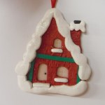 RED CLAYDOUGH HOUSE